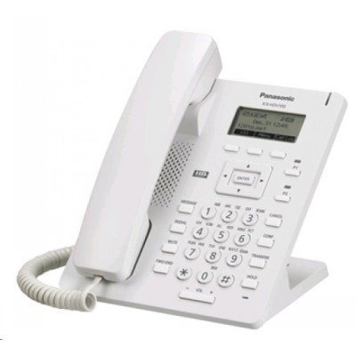 VoIP-телефон Panasonic KX-HDV100RU белый (KX-HDV100RU) телефон panasonic kx ts2382ruw белый