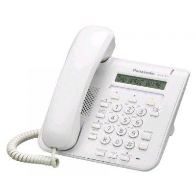 VoIP-телефон Panasonic KX-NT511P белый (KX-NT511PRUW)VoIP-телефоны Panasonic<br>Телефон IP Panasonic KX-NT511PRUW белый<br>