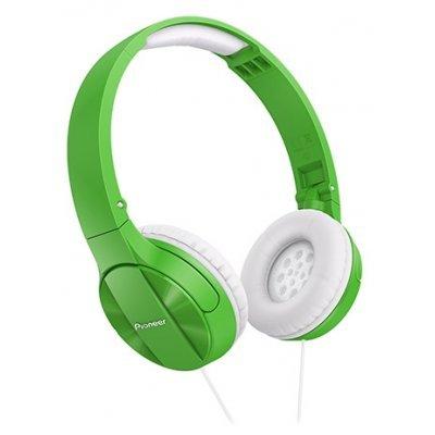 все цены на Наушники Pioneer SE-MJ503 зеленый (SE-MJ503-G) онлайн