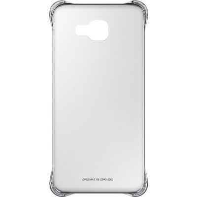 Чехол для смартфона Samsung для Galaxy A7 Clear Cover A710 серебристый (EF-QA710CSEGRU) (EF-QA710CSEGRU) чехол samsung ef qg570ttegru для samsung galaxy j5 prime clear cover прозрачный