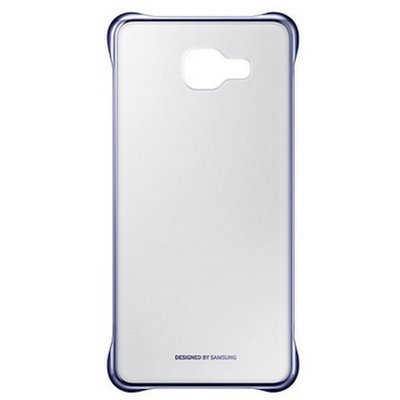 Чехол для смартфона Samsung для Galaxy A5 Clear Cover A510 черный (EF-QA510CBEGRU) (EF-QA510CBEGRU) чехол для samsung galaxy note8 samsung clear cover ef qn950cnegru