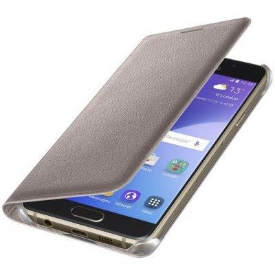 Чехол для смартфона Samsung для Galaxy A3 Flip Wallet A310 золотистый (EF-WA310PFEGRU) (EF-WA310PFEGRU) чехол samsung flip wallet ef wg900bgegru для samsung galaxy s5 g900 зеленый