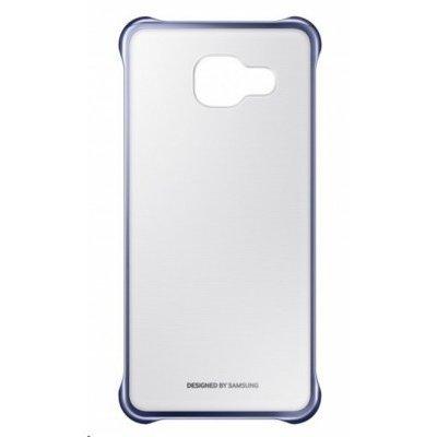 Чехол для смартфона Samsung для Galaxy A3 (2016) Clear Cover черный/прозрачный (EF-QA310CBEGRU) (EF-QA310CBEGRU)Чехлы для смартфонов Samsung<br>Чехол (клип-кейс) Samsung для Samsung Galaxy A3 (2016) Clear Cover черный/прозрачный (EF-QA310CBEGRU)<br>