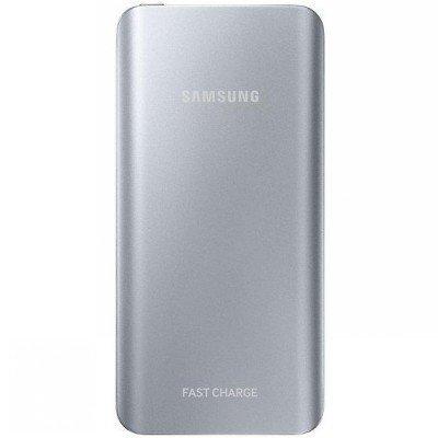 Внешний аккумулятор для портативных устройств Samsung EB-PN920U серебристый (EB-PN920USRGRU) внешний аккумулятор samsung 5200mah sam eb pn920usrgru silver
