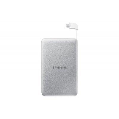 Внешний аккумулятор для портативных устройств Samsung EB-PN915B серый/белый (EB-PN915BSRGRU) samsung eb pn915b white внешний аккумулятор