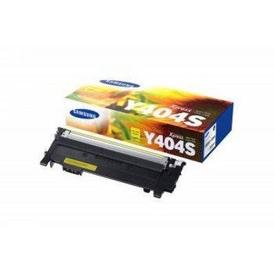 Тонер-картридж для лазерных аппаратов Samsung CLT-Y404S/XEV желтый для SL-C430/C430W/C480/C480W/C480FW (1000стр.) (CLT-Y404S/XEV)Тонер-картриджи для лазерных аппаратов Samsung<br>Тонер Картридж Samsung CLT-Y404S/XEV желтый для Samsung SL-C430/C430W/C480/C480W/C480FW (1000стр.)<br>