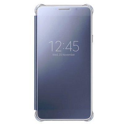Чехол для смартфона Samsung для Galaxy A7 (6) Clear View Cover черный (EF-ZA710CBEGRU) (EF-ZA710CBEGRU)