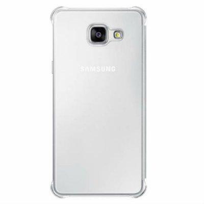 Чехол для смартфона Samsung для Galaxy A5 (2016) Clear View Cover серый (EF-ZA510CSEGRU) (EF-ZA510CSEGRU)Чехлы для смартфонов Samsung<br>Чехол (клип-кейс) Samsung для Samsung Galaxy A5 (2016) Clear View Cover серый (EF-ZA510CSEGRU)<br>
