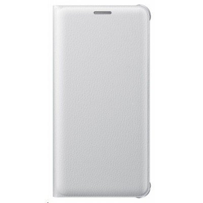 Чехол для смартфона Samsung для Galaxy A7 (6) Flip Wallet белый (EF-WA710PWEGRU) (EF-WA710PWEGRU)