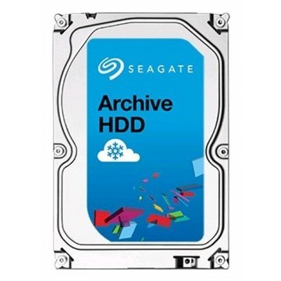Жесткий диск ПК Seagate ST8000AS0002 8Tb (ST8000AS0002)Жесткие  диски ПК Seagate<br>Жесткий диск Seagate Original SATA-III 8Tb ST8000AS0002 Archive (5900rpm) 128Mb 3.5<br>