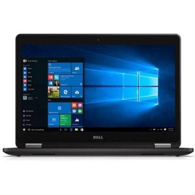 Ноутбук Dell LATITUDE E7470 (7470-4353) (7470-4353)Ноутбуки Dell<br>14 QHD (2560x1440)IPS Antiglare Touch/I7-6600U(2.6GHz,DC)/8(1x8)GB/SSD256GB/HD520/Cam/WiFi/BT/WWAN 4G LTE/BackLit Keyb/4-cell/Win 7Pro(Win 10 Pro Licence)/TPM/3Y Basic NBD<br>