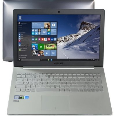 Ультрабук ASUS Zenbook Pro UX501VW-FY110R (90NB0AU2-M01550) (90NB0AU2-M01550)Ультрабуки ASUS<br>ASUS Zenbook Pro UX501VW-FY110R Intel Core i7-6700HQ 2.6 GHz/12Gb DDR4/1TB HDD + 128GB SSD/15,6 IPS FHD 1920x1080/NVIDIA GTX 960M 2Gb/WiFi/BT/Camera/Illuminated KB/Win10Pro<br>