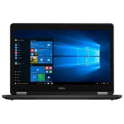 Ультрабук Dell Latitude E7470 (7470-0592) (7470-0592)Ультрабуки Dell<br>Core i5-6200U 2.3GHz,14 FHD IPS AG LED,Cam,8GB DDR4(2),256GB SSD,Intel HD Graphics 520 WiFi,4G-LTE,BT,TPM,4C,1.7kg,3y,Win7Pro(64)+WIn10 Pro Licence<br>