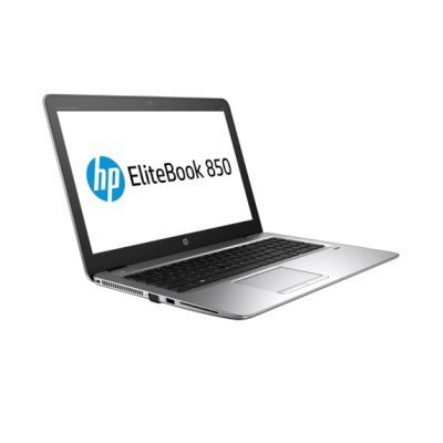Ноутбук HP EliteBook 850 G3 (T9X37EA) (T9X37EA)Ноутбуки HP<br>UMA i5-6200U 850 / 15.6 FHD SVA AG / 4GB 1D 2133 DDR4 / 500GB 7200 / W7p64W10p / 3yw / Webcam / kbd DP Backlit / Intel 8260 AC 2x2 non vPro +BT / SGX Permanent Disable IOPT / FPR /<br>