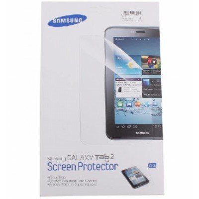 Пленка защитная для планшетов Samsung для Galaxy Tab 2 7.0 / P31xx ETC-P1G5CEGSTD (ETC-P1G5CEGSTD) protect защитная пленка для samsung galaxy tab a 7 0 матовая