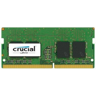 Модуль оперативной памяти ПК Crucial CT4G4SFS8213 4Gb DDR4 (CT4G4SFS8213)Модули оперативной памяти ПК Crucial<br>1 модуль памяти DDR4<br>объем модуля 4 Гб<br>форм-фактор SODIMM, 260-контактный<br>частота 2133 МГц<br>CAS Latency (CL): 15<br>
