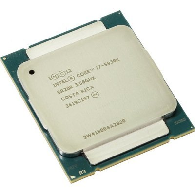 Процессор Intel Core i7 5930K (SR20R)Процессоры Intel<br>(3.5GHz) 15MB LGA2011 OEM<br>