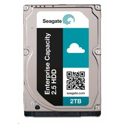 Жесткий диск серверный Seagate ST2000NX0253 2Tb (ST2000NX0253)Жесткие диски серверные Seagate<br>HDD SATA-III 2,5 Seagate 2000Gb (2Tb), ST2000NX0253, Enterprise Capacity 2.5, 7200 rpm, 128Mb buffer<br>