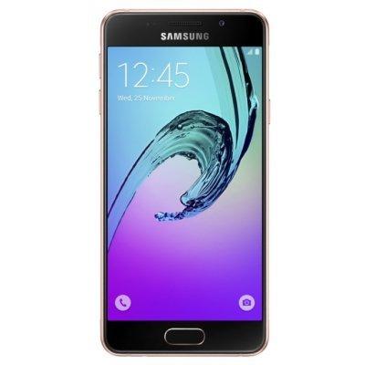 Смартфон Samsung Galaxy A3 (2016) розовое золото (SM-A310FEDDSER)Смартфоны Samsung<br>Android 5.1, поддержка двух SIM-карт, экран 4.7, разрешение 1280x720, камера 13 МП<br>