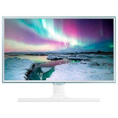 Монитор Samsung 27 S27E370D (LS27E370DS/CI)Мониторы Samsung<br>Монитор 27 Samsung S27E370D gl.WHITE PLS, 1920x1080, 4ms, 300 cd/m2, 1000:1 (Mega DCR), D-Sub, DP, HDMI<br>