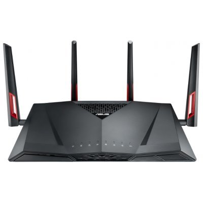 Wi-Fi роутер ASUS RT-AC88U (RT-AC88U) wi fi роутер asus rt ac66u