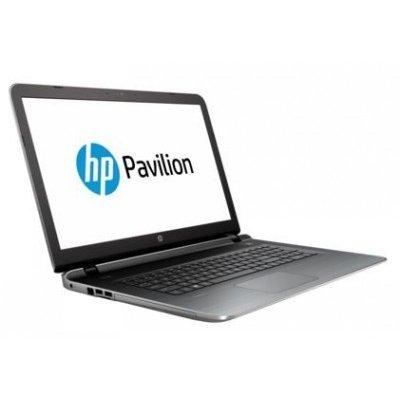 Ноутбук HP Pavilion 17-g152ur (P0H13EA) (P0H13EA)Ноутбуки HP<br>Ноутбук HP Pavilion 17-g152ur 17.3 1600x900, AMD A8-7410 2.2GHz, 4Gb, 500Gb, DVD-RW, AMD M360 2Gb, WiFi, BT, Cam, Win10, эксклюзив, серебристый<br>