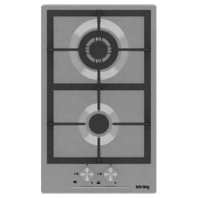 Газовая варочная панель Korting HG 365 CTX (HG 365 CTX), арт: 229912 -  Газовые варочные панели Korting