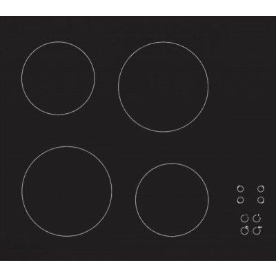 Электрическая варочная панель Korting HK 6200 (HK 6200)Электрические варочные панели Korting<br>Ширина 60 см Тип зон нагрева Hi-light Зоны расширения 1 двойная Управление cенсорное управление TOUCH CONTROL Дисплей да<br>