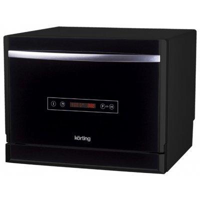 Посудомоечная машина Korting KDF 2095 N (KDF 2095 N)Посудомоечные машины Korting<br>компактная настольная посудомоечная машина<br>отдельно стоящая<br>конденсационная сушка<br>расход воды 7 л<br>расход электричества 0.63 кВт/ч<br>дисплей<br>уровень шума при работе 54 дБ<br>полная защита от протечек<br>