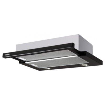 Вытяжка Korting KHP 6211 GN (KHP 6211 GN)Вытяжки Korting<br>кухонная вытяжка<br>встраивается в навесной шкафчик<br>отвод / циркуляция<br>для небольших кухонь<br>ширина для установки 60 см<br>мощность 250 Вт<br>механическое управление<br>тихий двигатель<br>