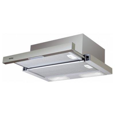 Вытяжка Korting KHP 6211 X (KHP 6211 X)Вытяжки Korting<br>кухонная вытяжка<br>встраивается в навесной шкафчик<br>отвод / циркуляция<br>для небольших кухонь<br>ширина для установки 60 см<br>мощность 250 Вт<br>механическое управление<br>тихий двигатель<br>