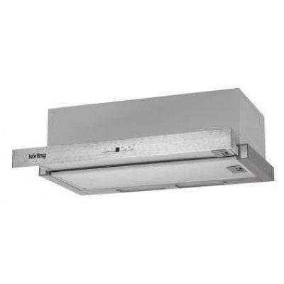 Вытяжка Korting KHP 6740 ALU (KHP 6740 ALU)Вытяжки Korting<br>кухонная вытяжка<br>встраивается в навесной шкафчик<br>отвод / циркуляция<br>для стандартных кухонь<br>ширина для установки 60 см<br>мощность 250 Вт<br>электронное управление<br>тихий двигатель<br>дисплей<br>