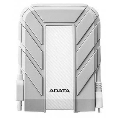 Внешний жесткий диск A-Data HD710A 1TB белый (AHD710A-1TU3-CWH) жесткий диск a data classic hv100 1tb usb 3 0 black ahv100 1tu3 cbk
