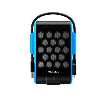 Внешний жесткий диск A-Data HD720 1TB синий (AHD720-1TU3-CBL)Внешние жесткие диски A-Data<br>Внешний жесткий диск 1TB A-DATA HD720, 2,5 , USB 3.0, прорезиненный, синий<br>