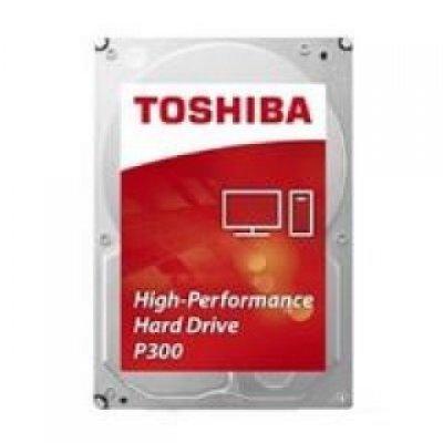 Жесткий диск ПК Toshiba HDWD110UZSVA 1Tb (HDWD110UZSVA)Жесткие  диски ПК Toshiba<br>Жесткий диск 1Tb Toshiba P300 HDWD110UZSVA SATA III &amp;lt; 3.5, 7200 об/мин, 64 Мб&amp;gt;<br>