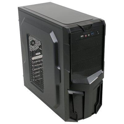 Корпус системного блока 3Cott 3001B 500W Black (3Cott-3001B ATX 500W)