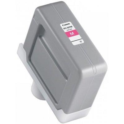 Картридж для струйных аппаратов Canon PFI-307 M для плоттера iPF830/840/850. Пурпурный. 330 мл. (9813B001)Картриджи для струйных аппаратов Canon<br>Картридж Canon PFI-307 M для плоттера iPF830/840/850. Пурпурный. 330 мл.<br>