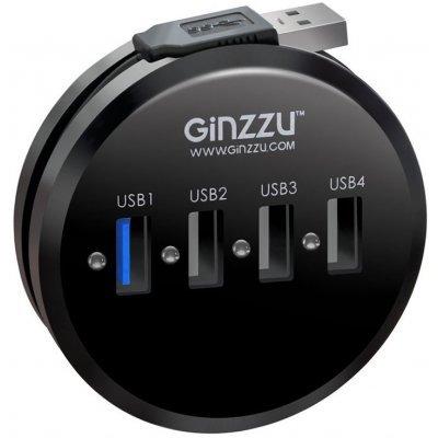 USB концентратор Ginzzu GR-314UB (GR-314UB)