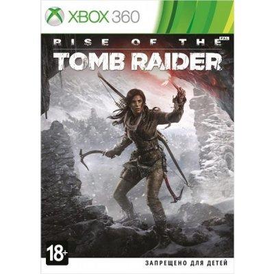 все цены на  Игра для игровой консоли Microsoft Tomb Raider [Xbox 360] (PD7-00014)  онлайн