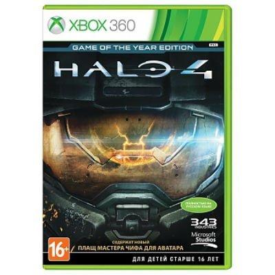 Игра для игровой консоли Microsoft Halo 4 GOTY (F3Z-00022)Игры для игровых консолей Microsoft<br><br>