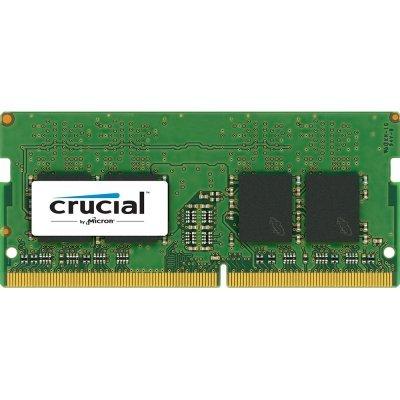 Модуль оперативной памяти ПК Crucial CT16G4SFD8213 16Gb DDR4 (CT16G4SFD8213)Модули оперативной памяти ПК Crucial<br>Crucial by Micron DDR4 16GB (PC4-17000) 2133MHz SO-DIMM CL15 DR x8 (Retail)<br>