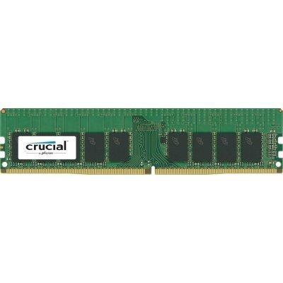Модуль оперативной памяти ПК Crucial CT16G4WFD8213 16Gb DDR4 (CT16G4WFD8213)Модули оперативной памяти ПК Crucial<br>Crucial by Micron DDR4 16GB (PC4-17000) 2133MHz ECC DR x8, 1.2V CL15 (Retail)<br>