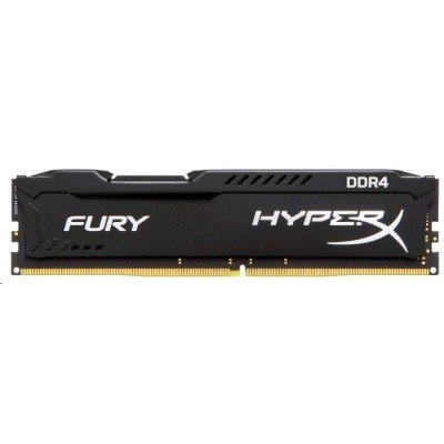 Модуль оперативной памяти ПК Kingston HX426C15FB/8 8Gb DDR4 (HX426C15FB/8) модуль памяти kingston hyperx fury pc4 21300 dimm ddr4 2666mhz cl15 8gb hx426c15fb 8