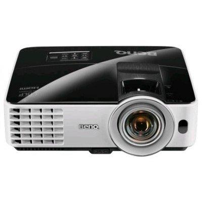 Проектор BenQ MX631ST (9H.JE177.13E)Проекторы BenQ<br>DLP; XGA; Short-throw; Brightness : 3200 AL; High contrast ratio 13,000:1; SmartEco; 10000 hrs lamp life; 10W speaker; 3D via HDMI, Noise level: 28dB ); Auto Blank; HDMI 1.4a w/<br>