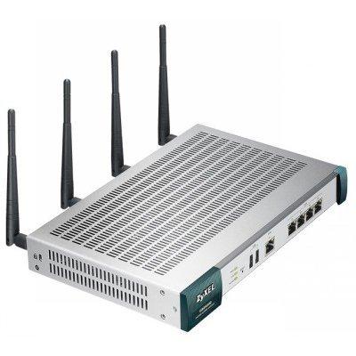 Wi-Fi роутер ZYXEL UAG4100 (UAG4100)Wi-Fi роутеры ZYXEL<br>ZyXEL UAG4100 Хот-спот Wi-Fi 802.11a/b/g/n со встроенным контроллером беспроводных сетей на 16 точек доступа и поддержкой биллинга<br>