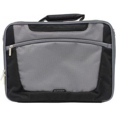 Сумка для ноутбука Sumdex CASE PON-301BK 15  нейлон, чёрный (PON-301BK) корпус trin piz 301 bk bk bk
