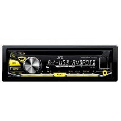 Автомагнитола JVC KD-R571 (KD-R571) автомагнитола dvd cd jvc kd av31 автомагнитола