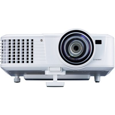 Проектор Canon LV-WX310ST (0909C003)Проекторы Canon<br>, DLP, 1280x800 (WXGA), Short Throw, 3100 Lm (2450 Lm Eco Mode), 10000:1, 4000 Hrs (6000 Hrs Eco Mode), USB-B, HDMI 1.3, LAN, 2,8 kg<br>