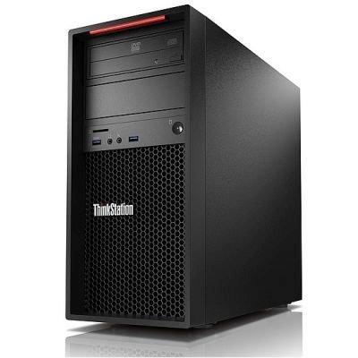 Рабочая станция Lenovo ThinkStation P310 (30AT0029RU) (30AT0029RU)Рабочие станции Lenovo<br>TWR,CORE I7_6700 3.4GHZ,1 x 8GB NON_ECC 2133MHZ UDIMM,1 x 1TB HYBRID HDD SATA 3.5,DVD RW,INTEGRATED VIDEO,250W PSU,USB KEYBOARD,MOUSE USB,W10P DG W7P64,3YROS<br>