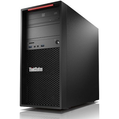 Рабочая станция Lenovo ThinkStation P310 (30AT003NRU) (30AT003NRU)Рабочие станции Lenovo<br>TWR,CORE I7_6700 3.4GHZ,1 x 8GB NON_ECC 2133MHZ UDIMM,1 x 2.5_256GB SATA SSD OPAL,DVD RW,INTEGRATED VIDEO,400W PSU,USB KEYBOARD,MOUSE USB,W10P DG W7P64,3YROS<br>
